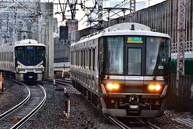 Jr 宝塚 線
